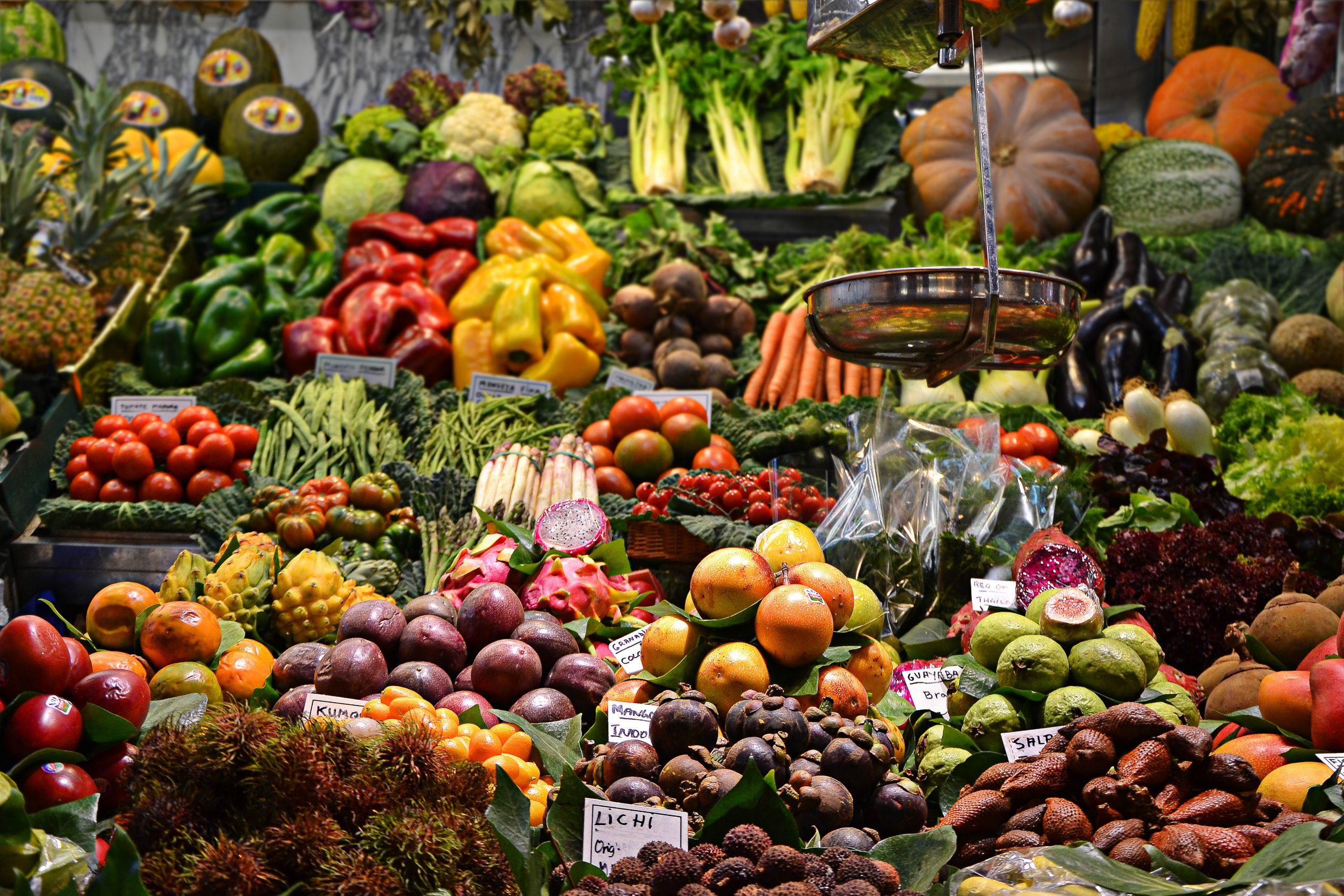 kost som är rik på fibrer, mineraler och antioxidanter